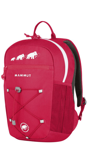 Mammut First Zip Ryggsäck Barn 16l röd
